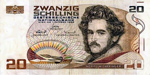 Schilling Banknote
