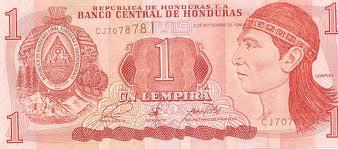 Currency Information Honduran Lempira