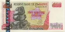 ExchangeRate.com - Currency Information Zimbabwean Dollar