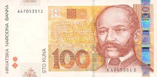 The Kuna Is Currency Of Croatia Iso 4217 Code Hrk It Subdivided Into 100 Lipa Issued By Croatian National Bank And Coins Are