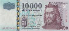 Forint Banknote