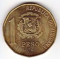 Dominican Peso Coin