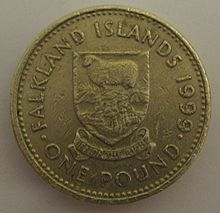 Falkland Islands Pound Coin