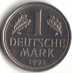 Deutsche Mark Coin