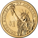 US Dollar  Coin