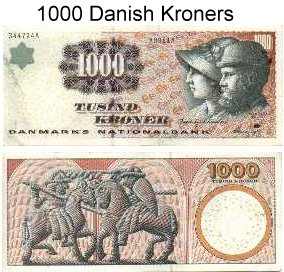 Denmark forex exchange