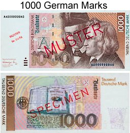 Germany forex rates