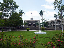 Photo of the city of Belmopan