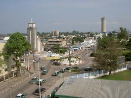 Photo of the city of Brazzaville