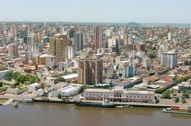 Photo of the city of Cayenne