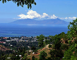 Photo of the city of Dili