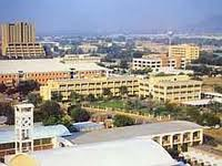 Photo of the city of Gaborone