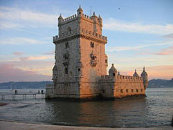 Photo of the city of Lisbon