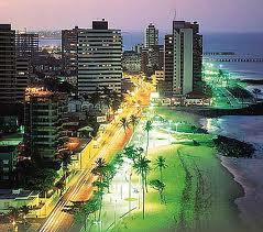 Photo of the city of Praia