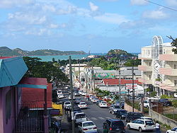 Photo of the city of St John's