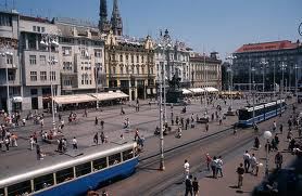 Photo of the city of Zagreb
