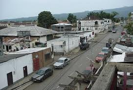 Photo of the city of Malabo